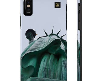 Statue Of Liberty Tough Phone Case