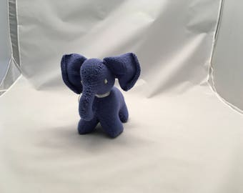 Handmade Soft Toy Elephant