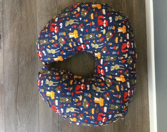 Custom Boppy Pillow Cover / Nursing Pillow Cover