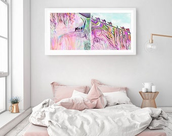 Entering The Promised Wonderland | Fine Art Print | Home Interior