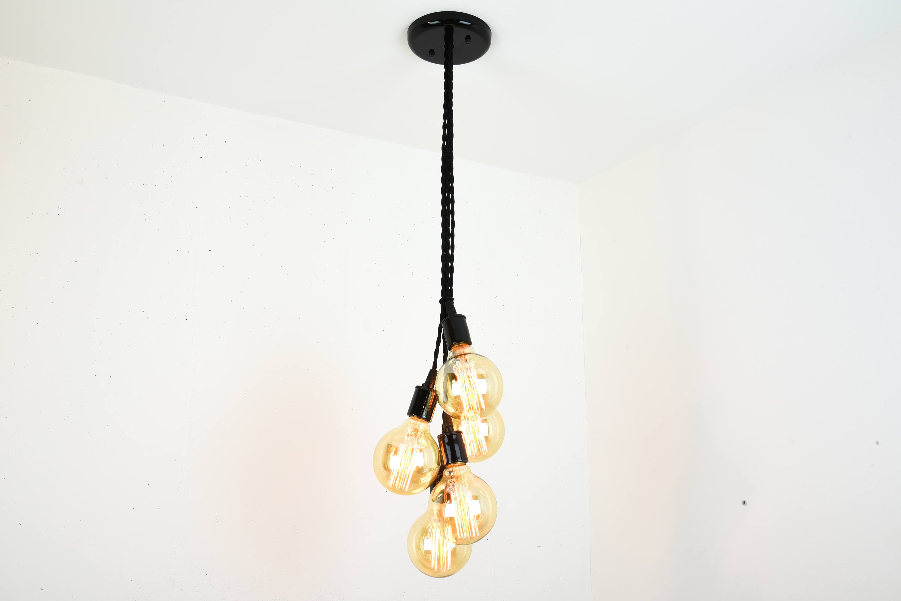 light destination lighting chandelier products bronze cylindrical multi pendants with shade brinley kichler pendant olde zoom
