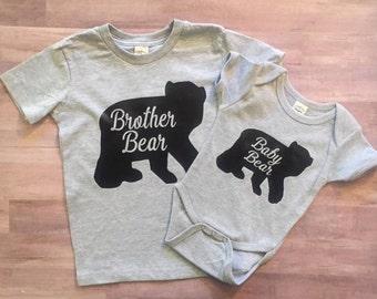 Brother Bear Baby Bear