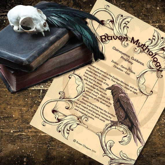 Raven Mythology