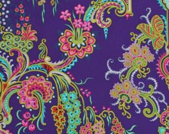 Crazy Love by Jennifer Paganelli  Joann in Blue  Cotton Fabric