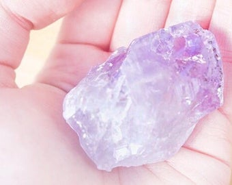 Raw Amethyst Point / Large Amethyst Point / Amethyst