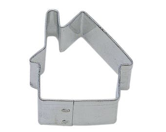 1.5'' Mini Gingerbread House Cookie Cutter