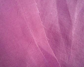 Fabric purple organdy - 6 pieces of 15 * 20 cm