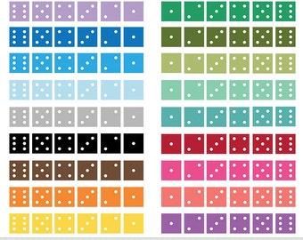 Dice Clipart Rainbow Dice Clip Art Board Game Dice Gambling Dice Casino Dice