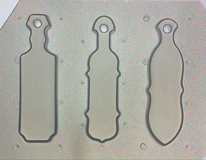 Flexible plastic mold sorority paddles set of 3 zoom pronofoot35fo Choice Image