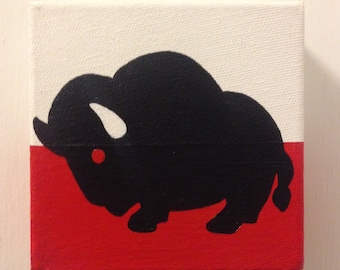Buffalo Polish Painting