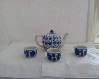 Tea miniature 1970s