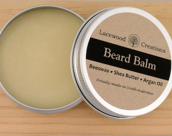 Beard Balm, Beard Gifts, Beard Grooming, Beard Oil, Natural Beard Balm, Beard Care, Beard Conditioner, Shaving gifts for Men,