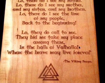 Viking Prayer (small)