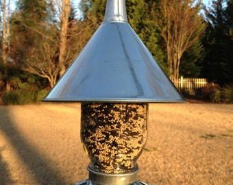 The Greenville Craftworks Barnyard Bird Feeder