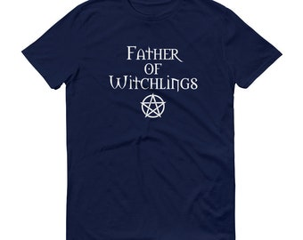 Father of Witchlings Cheeky Witch® T-Shirt
