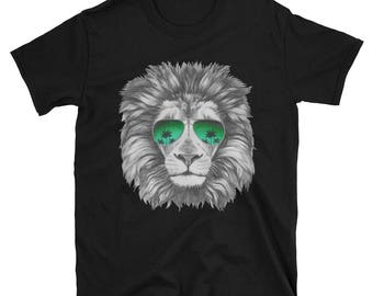 Lion in shades T-Shirt