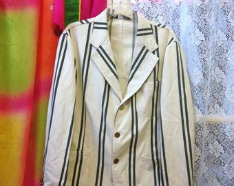 Vintage 70s Ralph Lauren Polo Men's Jacket Size M Made in the USA