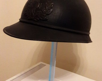 Display for military helmet PRE35 plexi