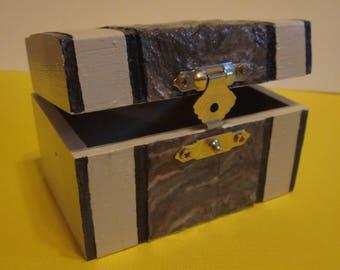 Hornet Nest Treasure Chest/ Jewelry Box