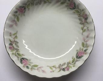 Creative Regency Rose fine china Japan berry sauce bowl 5.50