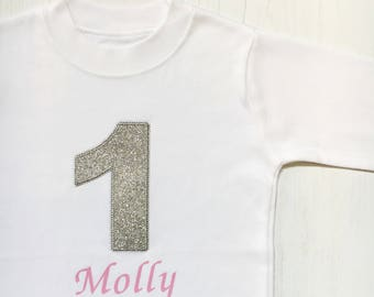 ADD ON - Personalise a Betty Bramble T Shirt with Your Name - Only available with Betty Bramble T Shirts