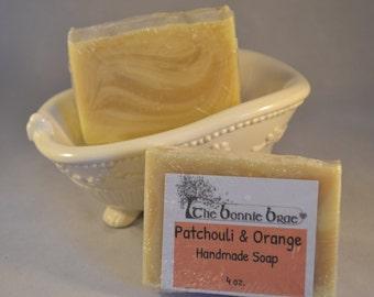 Patchouli & Orange