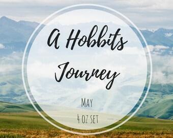 A Hobbits Journey | May 4 oz set