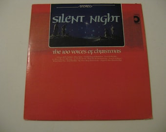 The 100 Voices Of Christmas - Silent Night - Circa 1968