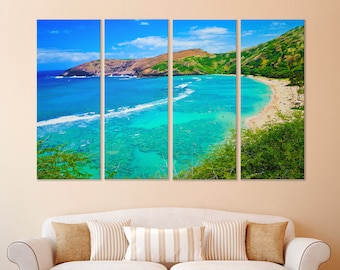 Coastal canvas wrap Coastal decor canvas Coastal art Coastal decor canvas Beach canvas art Ocean Beach canvas wrap Beach canvas print
