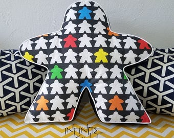 MULTIMEEPLE - Meeple Pillow