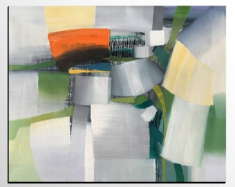 Canvas Art, Modern Art, Bedroom Wall Art, Canvas Painting, Original Painting, Abstract Art, Acrylic  Painting, Abstract Painting, Large Art