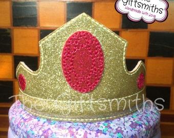 Sleepy Princess Tiara - Crown Headband Slider