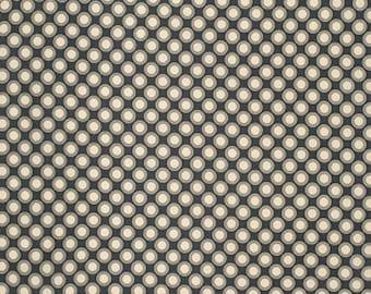 Free Spirit Verna Mosquera RUSTIC Blush-Retro POLKADOT-Iron PWVM129   1 YD Cut