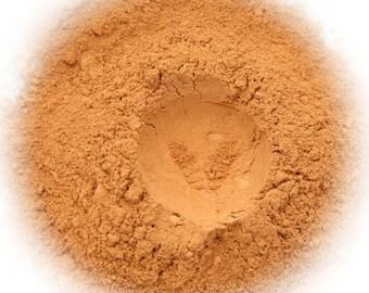 5g Mineral Eye Shadow - Orange Cream - Creamy Pastel Orange
