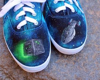 CUSTOM Name Brand VANS Starship Shoes