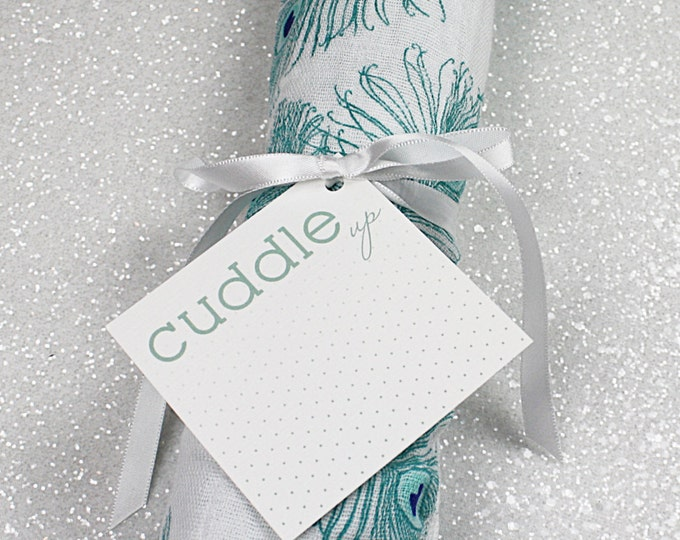 Swaddle blanket, wrap blanket, double gauze, cotton newborn wrap, cotton, newborn photography prop, baby blanket, modern baby girl, baby boy