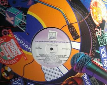 "Blake & Hines Sherry Vinyl Electronic Disco 12"" Record"