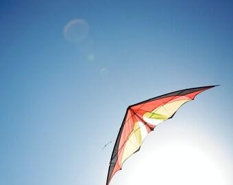 High Flying Kite - Lewisville TX - 16x20