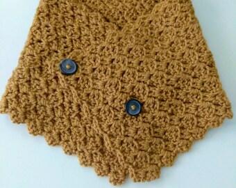 Crochet Cowl/ Scarf/ neckwarmer