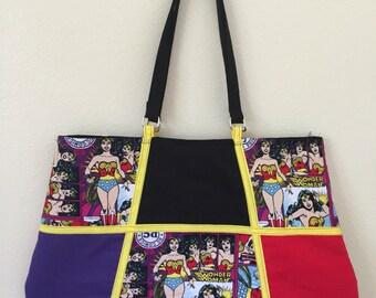 Wonder Woman purse