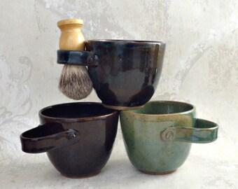 Shaving Mug in Choice of Color