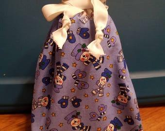 Fabric Reusable Gift Bag