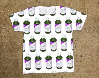 Rapper Lean purple drink activis Shirt