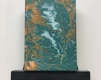 Abstract Painting No.7 (Miniature)