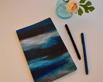 Journal Bullet Journal Affirmation Journal Dot Grid Notebook Gratitude Journal Sketchbook Bujo Pages Abstract Art Journal