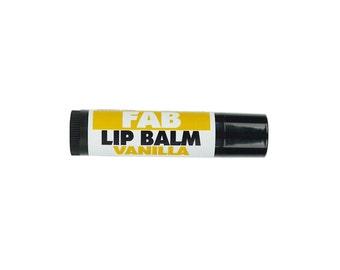 VANILLA Lip Balm Vegan
