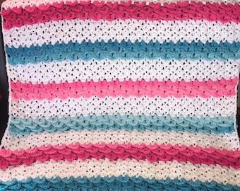Mermaid Tears Blanket - California King Size