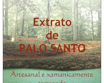 PALO SANTO Extract - 100 ml