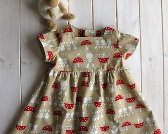 Beautiful Bunny Dress