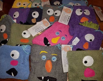 Rice Heating pad, Ice Pack Therapy, Heating Pad, Ear Infections, Children, Toddler, Gift